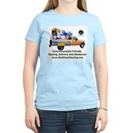 BioDiesel Hauling Women's Light T-Shirt