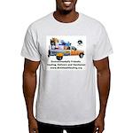 BioDiesel Hauling Men's Light T-Shirt