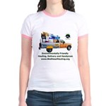 2-sided BDH Jr. Ringer T-Shirt