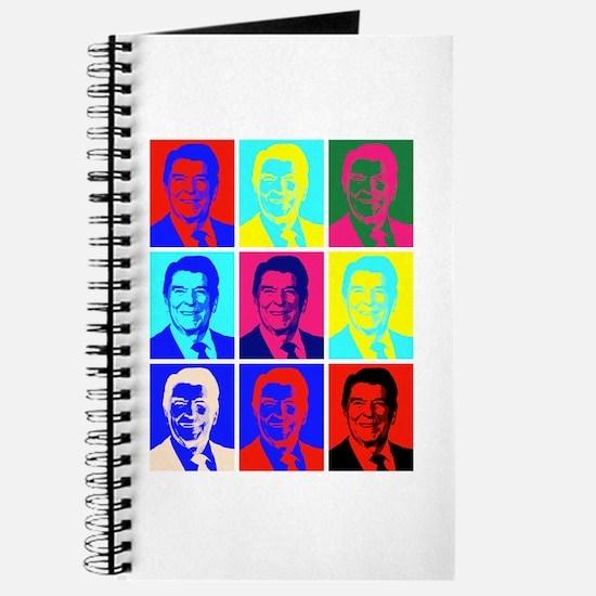 Reagan Portraits Journal