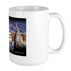 Get Your Ass to Church Large Mug