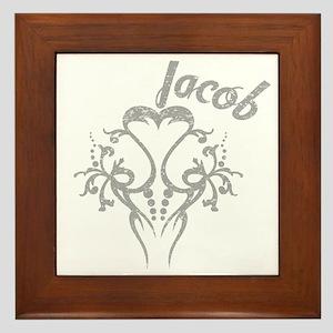 Jacob Framed Tile
