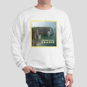 Normandy France Sweatshirt