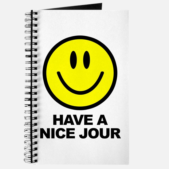 Have a Nice Jour Journal