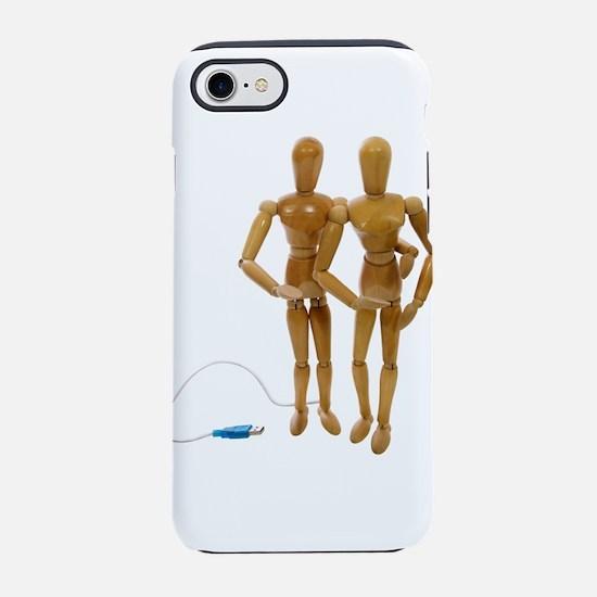 OnlineDatingCouple050809.png iPhone 7 Tough Case