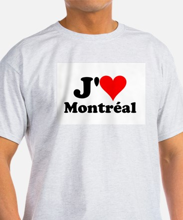 Cute I love montreal T-Shirt