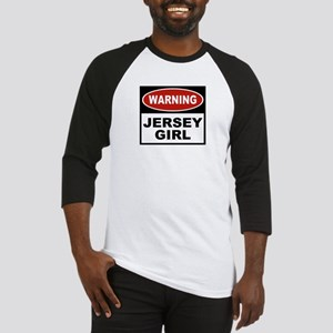 Jersey Girl Baseball Jersey