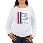 Race RWB Women's Long Sleeve T-Shirt