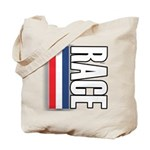 Race RWB Tote Bag