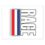 Race RWB Small Poster