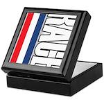 Race RWB Keepsake Box