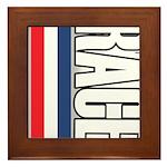 Race RWB Framed Tile