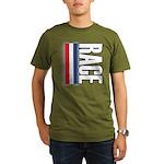 Race RWB Organic Men's T-Shirt (dark)