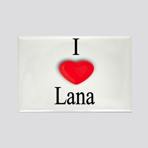 Lana Rectangle Magnet