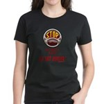 Go Hot Roddin'- Women's Dark T-Shirt