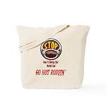 Go Hot Roddin'- Tote Bag