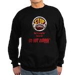 Go Hot Roddin'- Sweatshirt (dark)