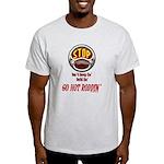 Go Hot Roddin'- Light T-Shirt