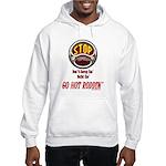 Go Hot Roddin'- Hooded Sweatshirt