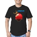 Wipeout Fitted T-Shirt (dark)