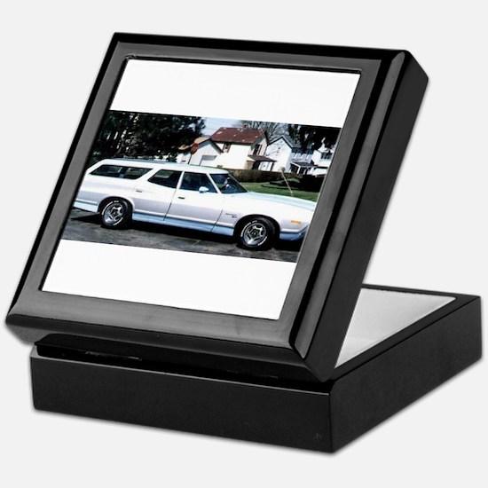 Ford Torino Squire Keepsake Box
