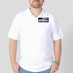Ford Torino Squire Golf Shirt