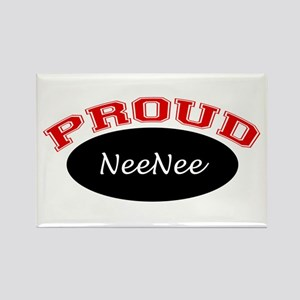 Proud NeeNee Rectangle Magnet
