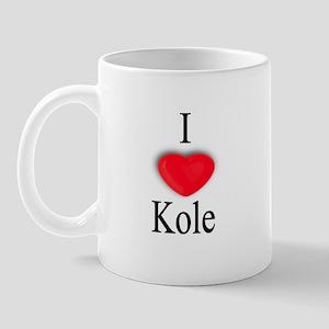 Kole Mug