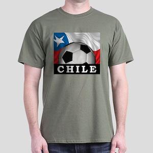 Football Chile Dark T-Shirt