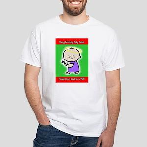 Christmas White T-Shirt