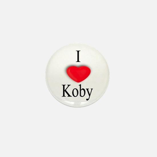 Koby Mini Button