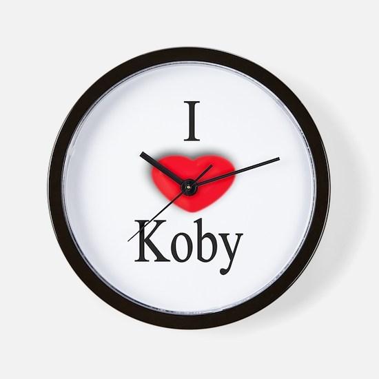 Koby Wall Clock