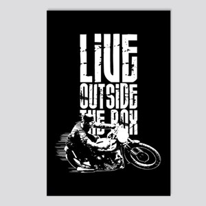 Outside the Box Postcards (Package of 8)