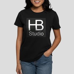 HB Studio Logo Women's Dark T-Shirt