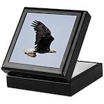Eagle with Fish II Keepsake Box