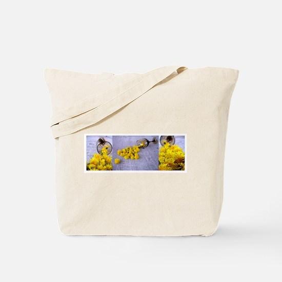 Funny Spilling Tote Bag