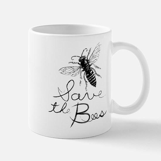 Save the Bees Mugs