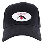 Eye Candy Black Cap