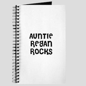 AUNTIE REGAN ROCKS Journal
