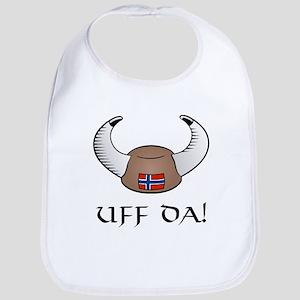 Uff Da! Viking Hat Bib