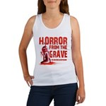 Horror from the Grave Women's Tank Top