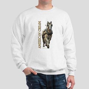 American Cream Sweatshirt