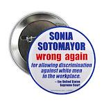 "Sotomayor Wrong 2.25"" Button (100 pk)"