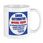 Sotomayor Wrong Mug