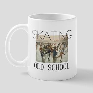 TOP Skating Old School Mug