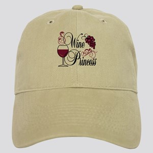 Wine Princess Cap