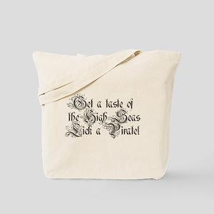 Taste of the High Seas Tote Bag