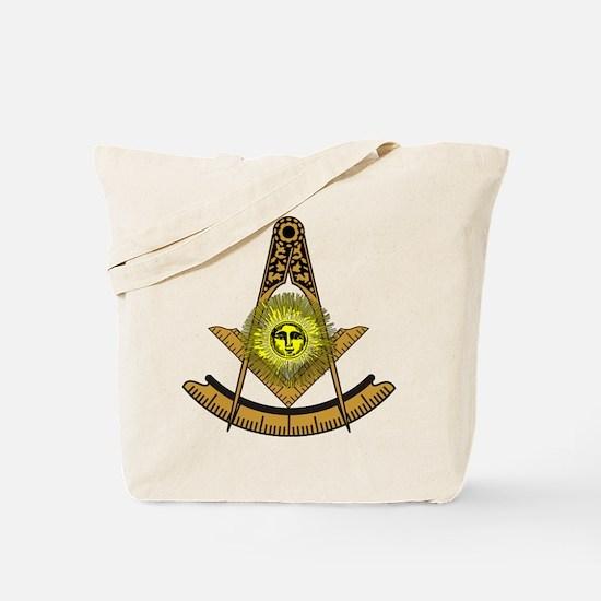 Past Master Design 5 Tote Bag