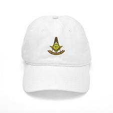 Past Master Design 5 Cap