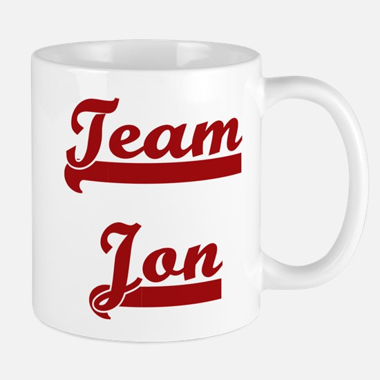 Team Jon! Mug